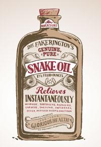 The Lessons of Snake Oil – Shopping Smart for Self-Improvement